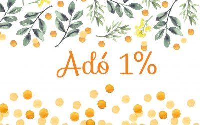 1% a Zuglói Waldorf Iskoláért